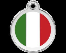 Red Dingo Olasz zászlós kutyabiléta