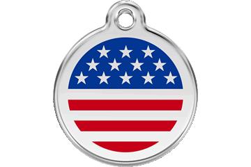 Red Dingo Amerikai zászlós kutyabiléta